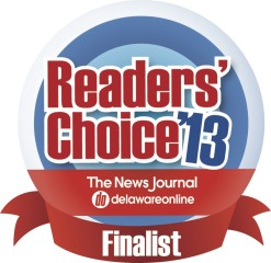 Readers Choice 2013 Finalist